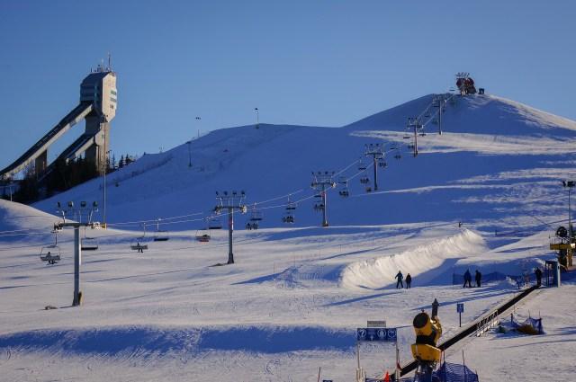 Learn To Ski in Calgary