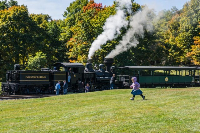Cass Scenic Railroad 23