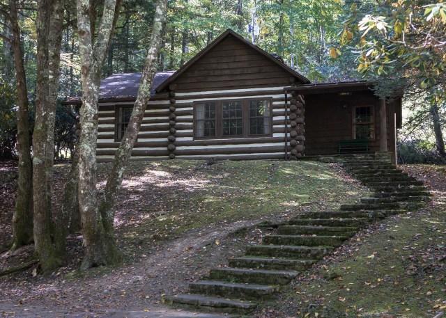 Watoga State Park Cabin