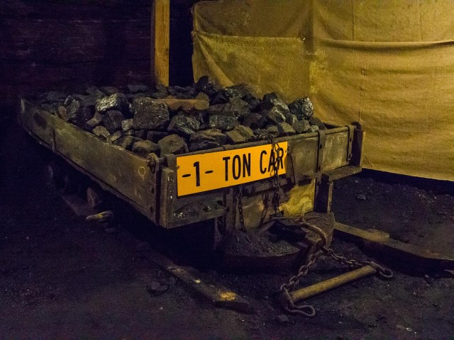 Coal cart