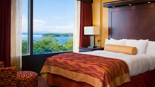 Comfortable room with an unbeatable view