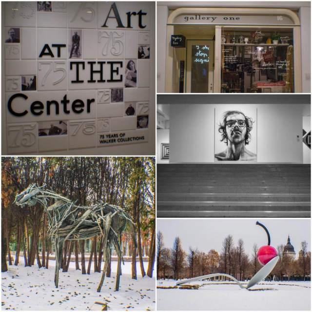 Walker Art Center Minneapolis MN