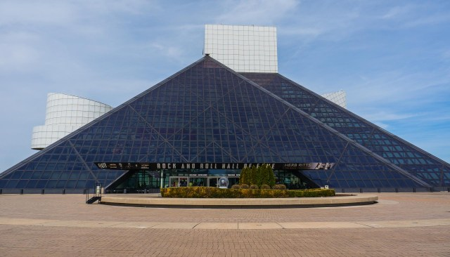 Rock and Roll Hall of Fame in Ohio