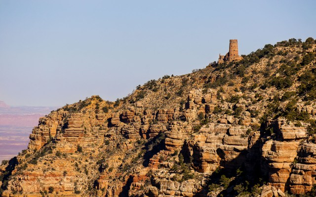 The Grand Canyon Watchtower