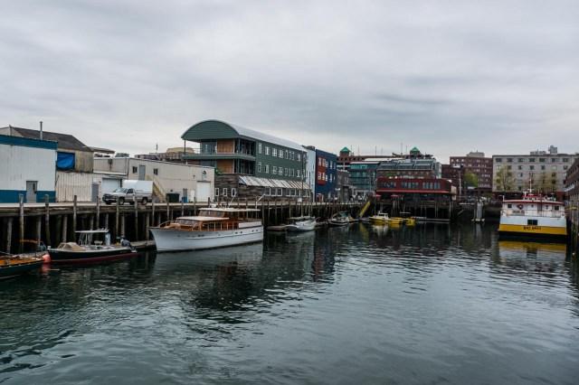 Portland, ME Harbor