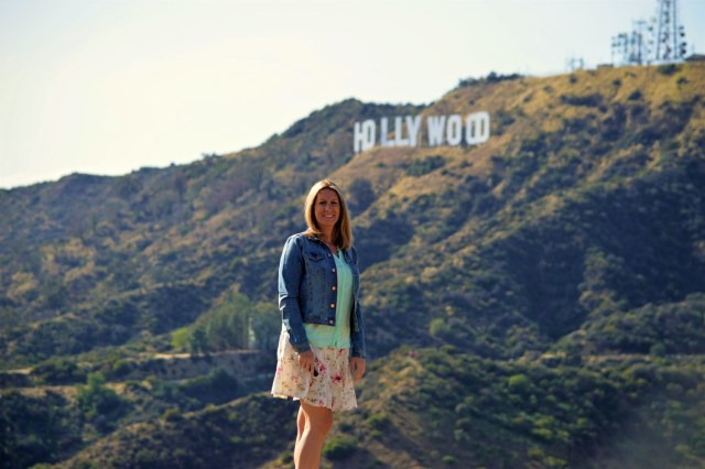 Nicole in Hollywood USA