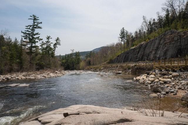 Lower Falls Scenic Area