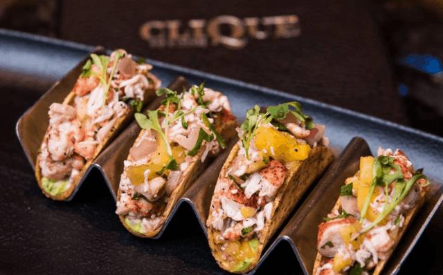 Vegas dining - tacos