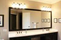 Custom Hanging Mirrors That Make Your Bathroom Pop!