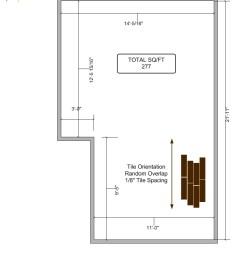 floor layout design document wood grain tile flooring materials [ 799 x 1031 Pixel ]