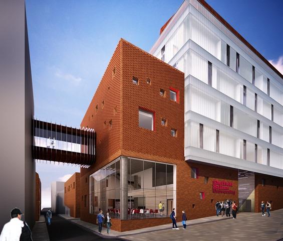 Balfour Beatty starts work on 30m Sheffield Hallam University building