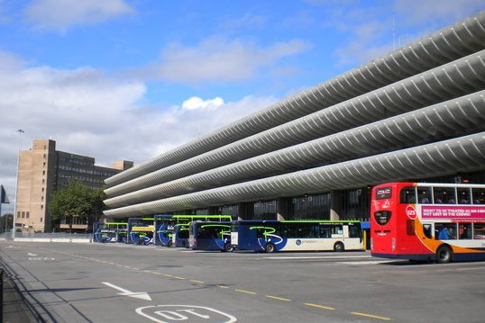 Central Park Fall Wallpaper Council Plans 163 23m Redevelopment Of Preston Bus Station
