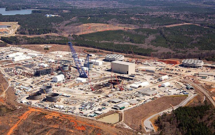 Developer abandons incomplete US nuclear project