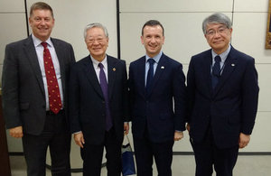 Welsh Secretary Flies To Tokyo On Quest For Wylfa U Turn