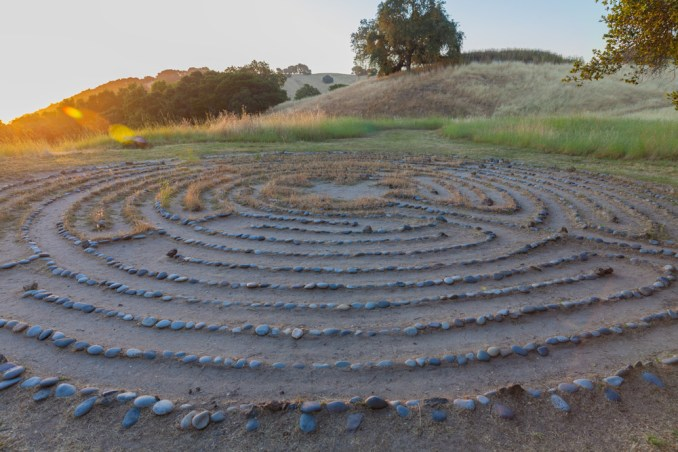 Image of Labyrinth at IONS