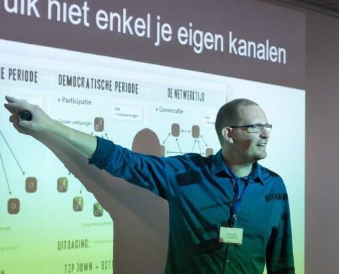 Workshop - Marc van Daele - theCONVERSATION