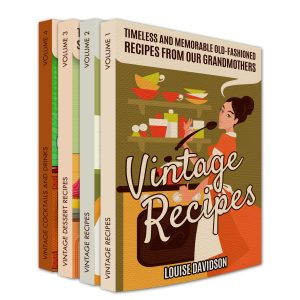 Vintage Recipes Home Cooking