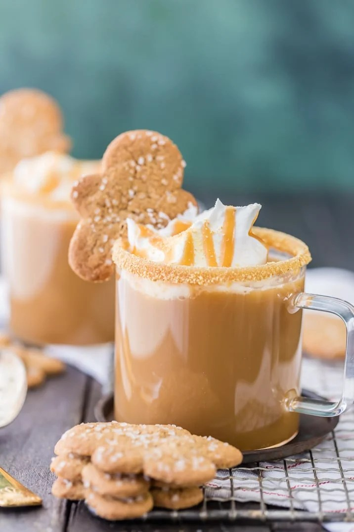 Slow Cooker Gingerbread Latte The Cookie Rookie