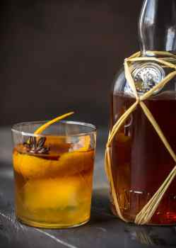 This is the Best Spiced Rum Recipe you'll ever make!This Homemade Rum Recipeis so easy to make and it will blow you a way with its flavor. So much tastier than buying in store. Of all the Spiced Rum Recipes out there, I promise this is the best. This Spiced Rum Recipe makes an awesome DIY Christmas gift or a great cost saving recipe to make for yourself any time of year!