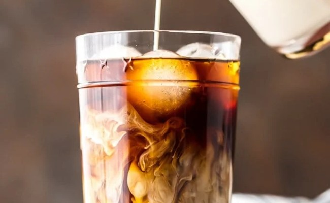 How To Make Iced Coffee At Home Cold Brew Coffee Recipe