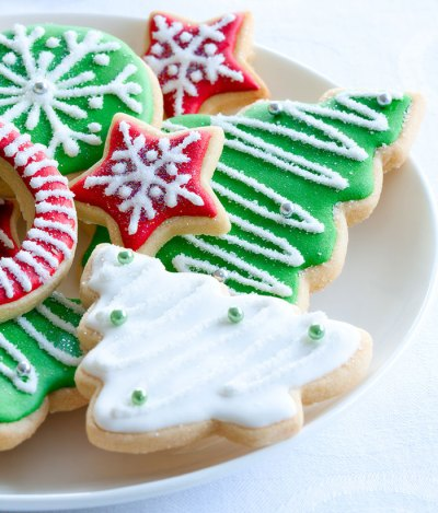 Christmas Cut-Out Cookies - The Cooking Mom