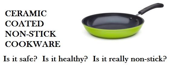 "Green EURO-HOME Ceramic Coated Fry Pan 8/"""
