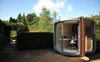 OfficePOD: The Prefab Home Office  TheCoolist - The ...
