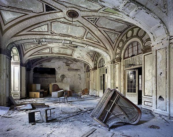 Fotografía de lugares abandonados. (4/6)
