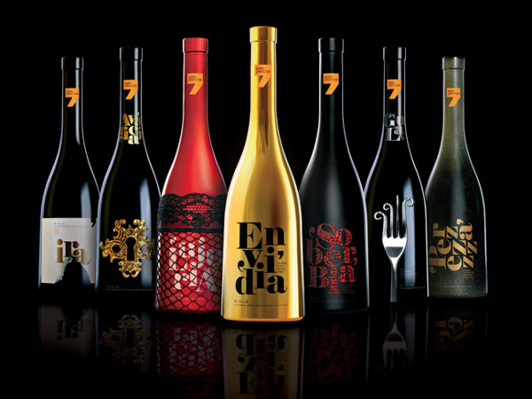 Seven Deadly Sins Wines