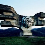 Abandoned Yugoslavian Monuments by Jan Kempenaers 15