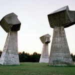 Abandoned Yugoslavian Monuments by Jan Kempenaers 6