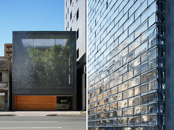 Optical Glass House by Nakamura and NAP 2