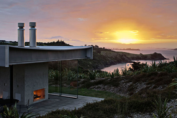 Waiheke Island Retreat - Fearon Hay Architects 1