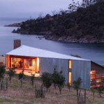 slide-dezeen-john-wardle-architects-shearers-quarters-north bruny island tazmania 1