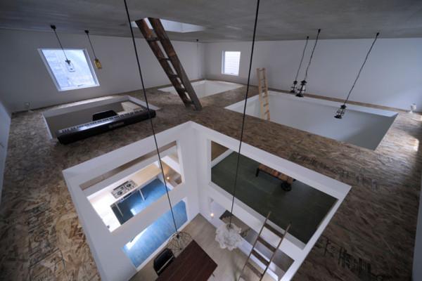 House T by Hiroyuki Shinozaki 8