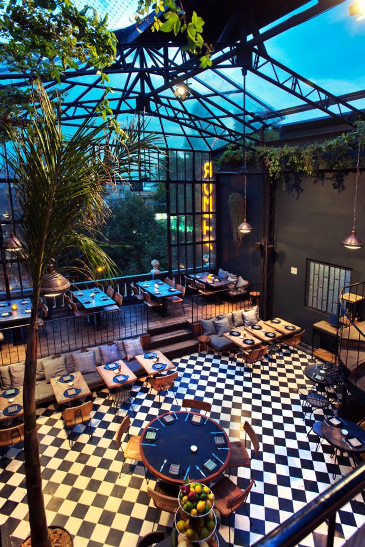 Romita Comedor Restaurant  Mexico City  TheCoolist  The
