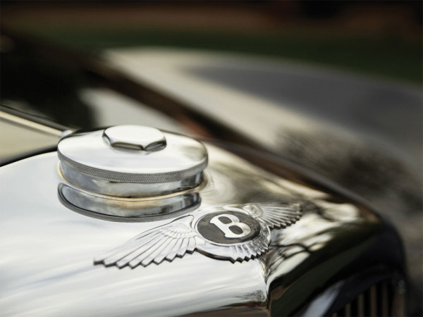 1954 Bentley R-Type Continental Fastback Sports Saloon by Franay 4