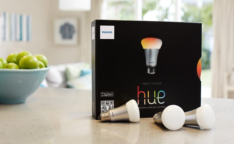 New Home Gadgets 2014 - Philips Hue Home Lighting