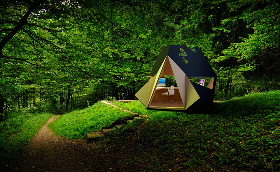 New Home Gadgets 2014 - Tetra Shed