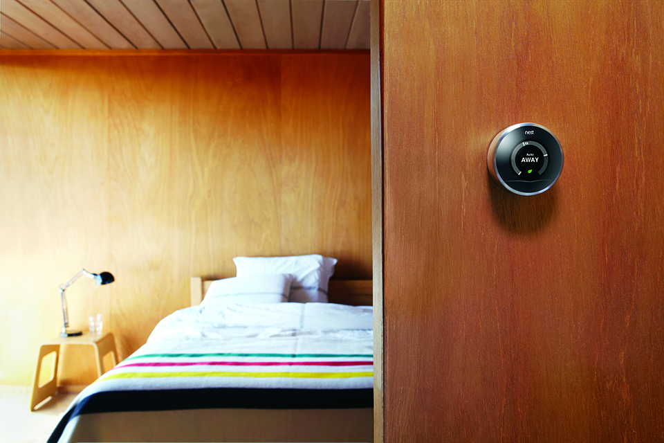 New Home Gadgets 2014 - Nest Smart Thermostat