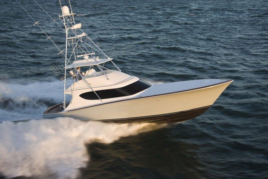 Hatteras GT60 - yacht