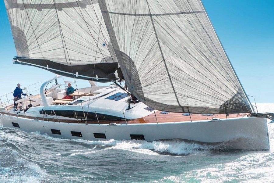 Jeanneau 64 - yacht