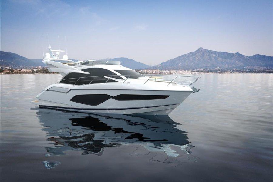 Sunseeker Manhattan 52 - yacht
