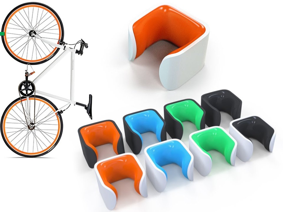 Clug - indoor bike rack