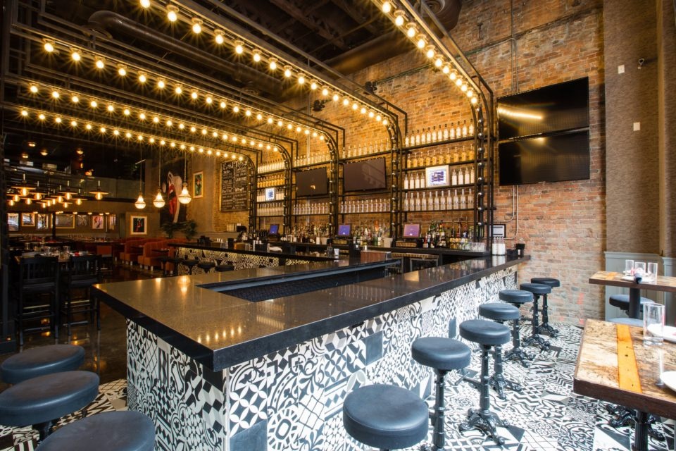 Joy District - chicago rooftop bar
