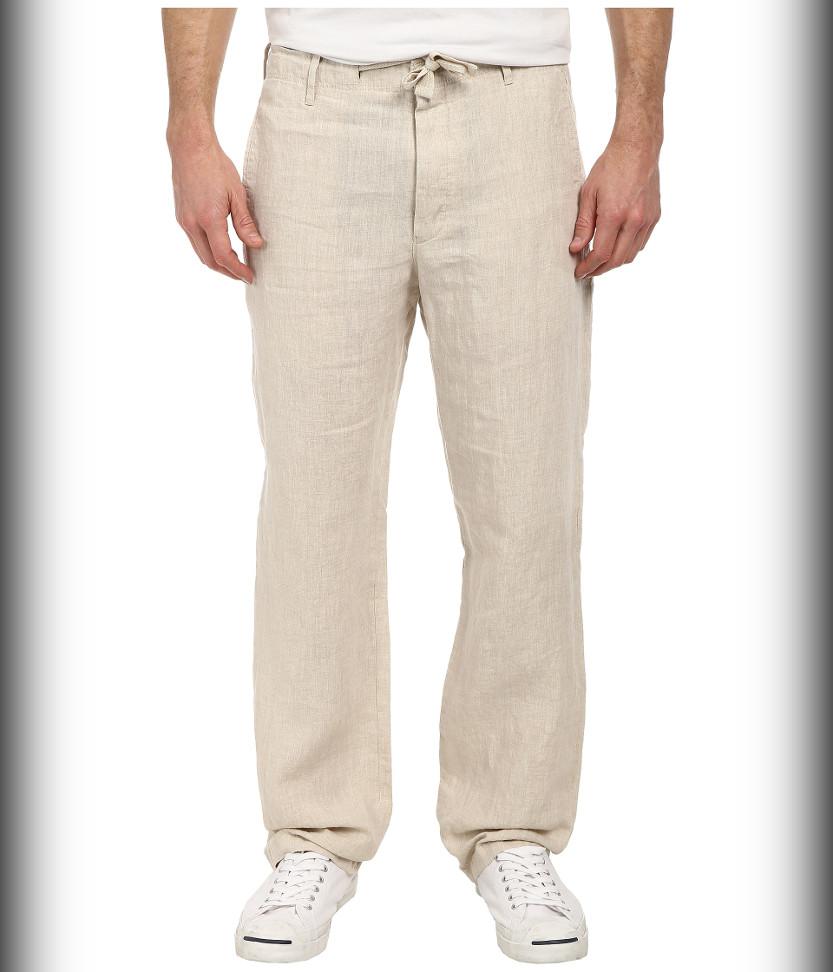 Perry Ellis Drawstring - summer pants for men beach