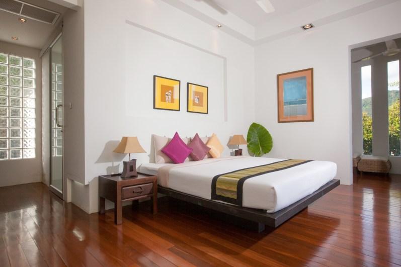 baan mayom bedroom