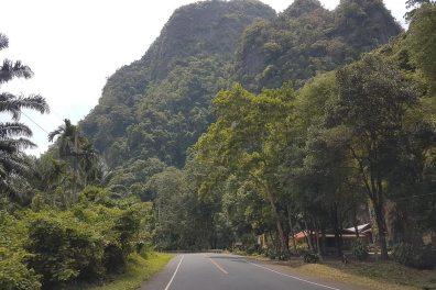 North of Phang Nga