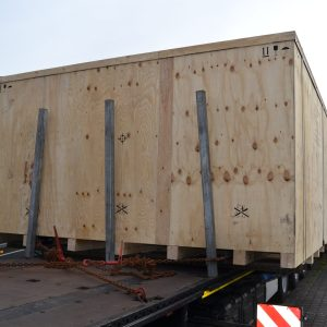 Qualified Cargo Solutions moves a massive shipment comprising of machinery for aircrafts