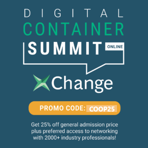 The COOP offers a discount for its members to join the Digital Container Summit hosted by Container xChange